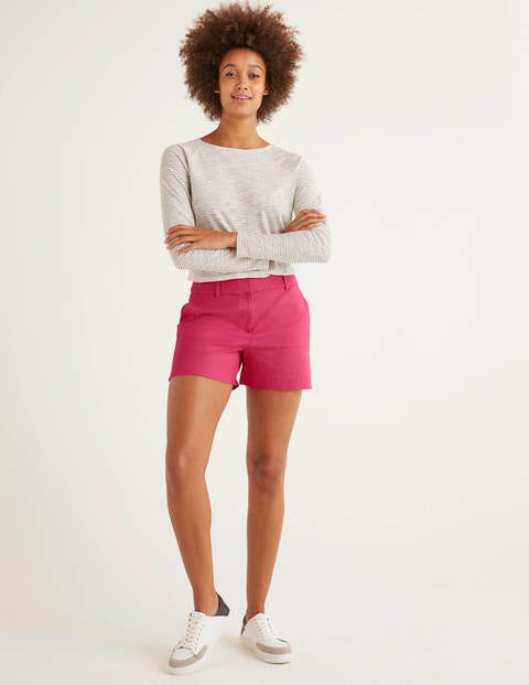 Richmond Shorts Pink Damen Boden