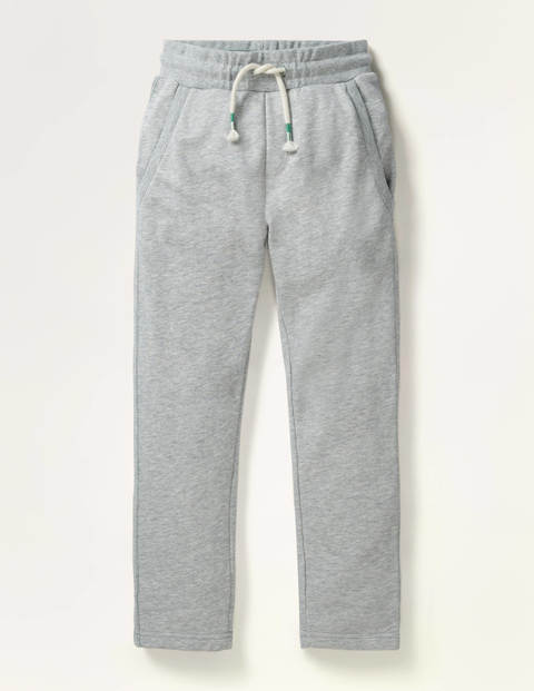 Basic-Jogginghose Grey Jungen Boden
