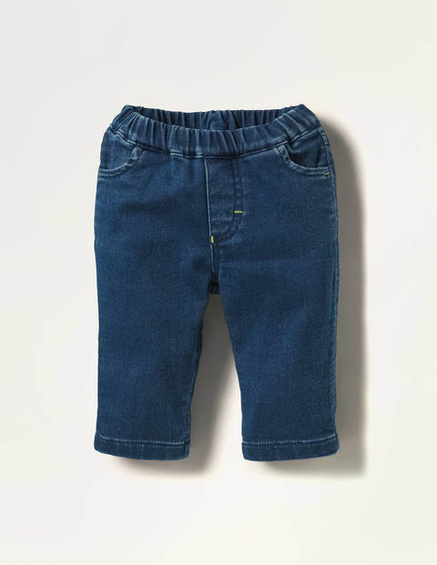 Jersey-Jeans Blue Baby Boden