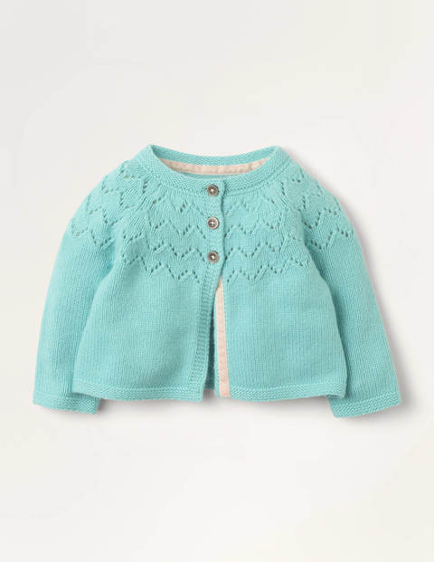 Bequemer Cardigan Blue Baby Boden