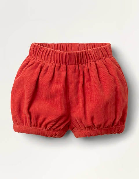 Pumpshorts aus Cord Red Baby Boden