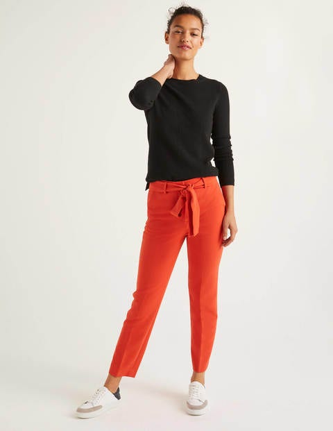Hampstead Hose mit Taillenband Orange Damen Boden