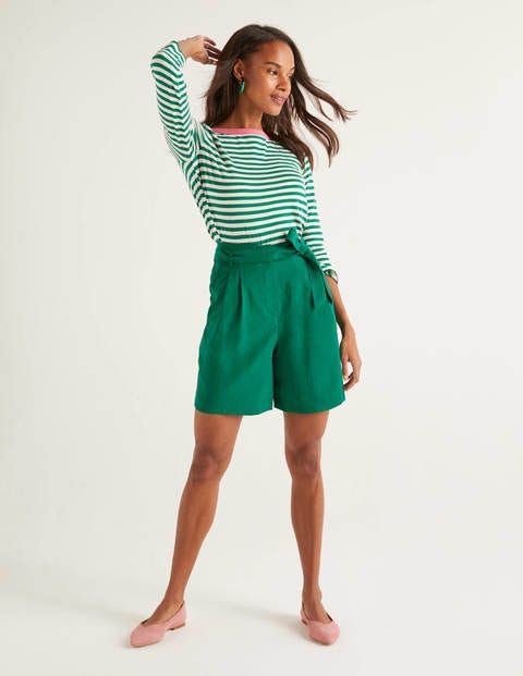 Berwick Shorts Green Damen Boden