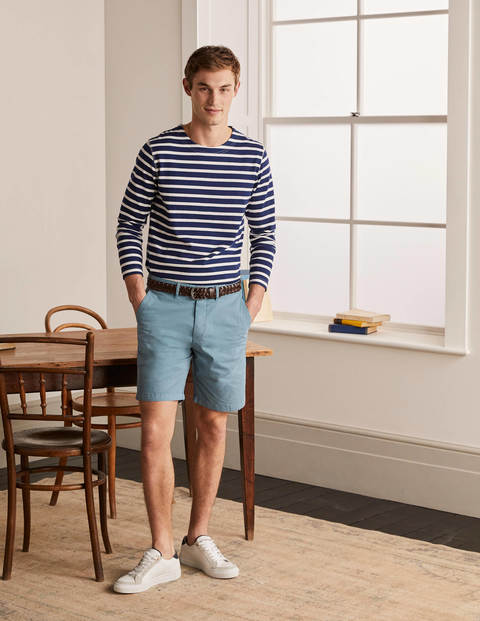 Chino-Shorts Blue Herren Boden