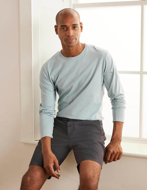 Chino-Shorts Grey Herren Boden