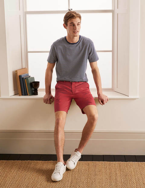 Chino-Shorts Red Herren Boden