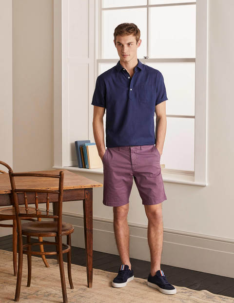 Chino-Shorts Purple Herren Boden