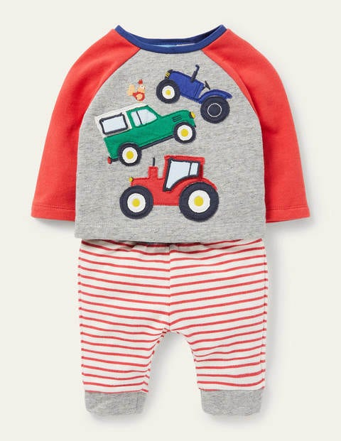 Fröhliches Jersey-Spielset GRY Baby Boden