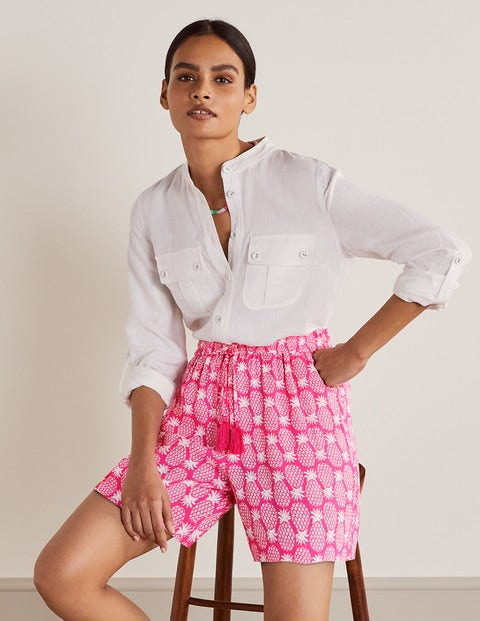 Bembridge Shorts Pink Damen Boden