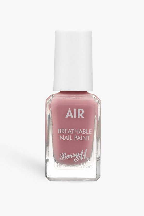 Womens Barry M Air Breathable Nagellack - Dolly - Hautfarben - One Size