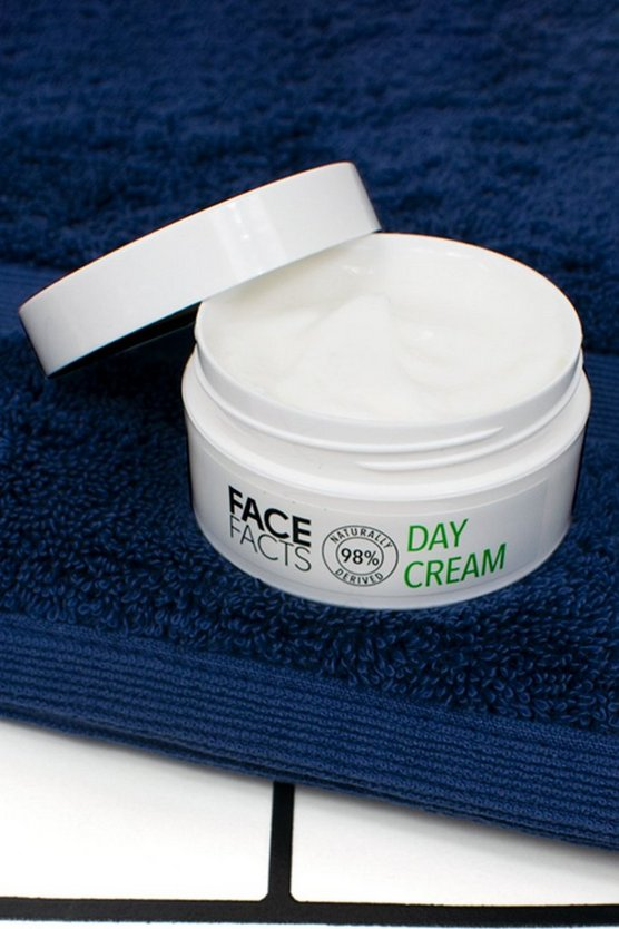Womens Face Facts 98 % Natural Tagescreme - Grün - One Size
