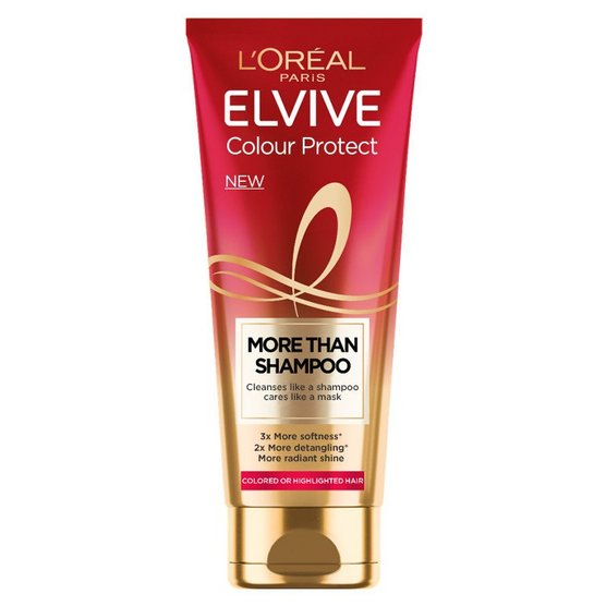 Womens L'Oreal Elvive Color Protect Shampoo - One Size