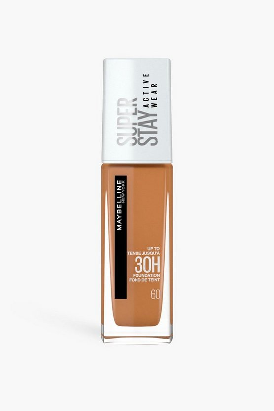 Womens Maybelline Superstay Full Cov Foundation 60 - Caramel - One Size