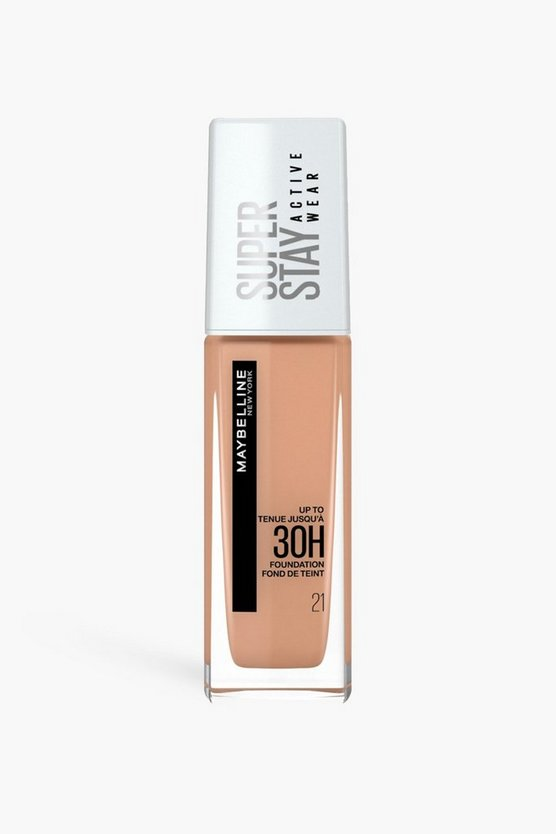 Womens Maybelline Superstay Full Cov Foundation 21 - Beige - One Size