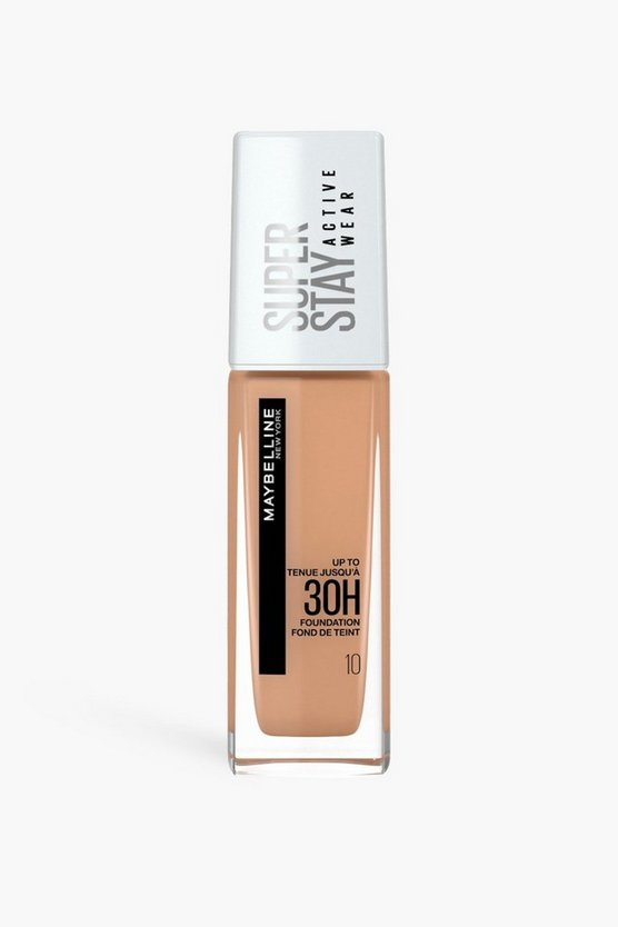 Womens Maybelline Superstay Full Cov Foundation 10 - Ivory - One Size