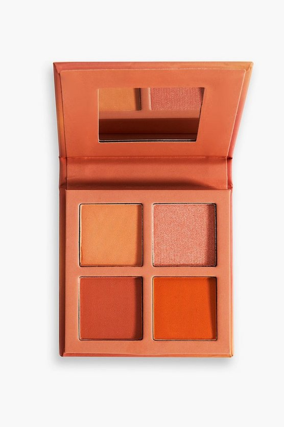 Womens Makeup Obsession Blush-Palette Sweet Peach - Multi - One Size
