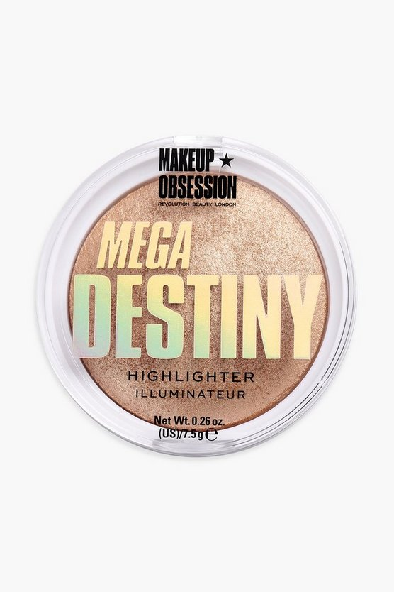 Womens Makeup Obsession Mega Destiny Highlighter - Mehrfarbig - One Size