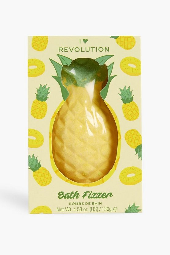 Womens I Heart Revolution Pineapple Fruit Badesalz - Mehrfarbig - One Size