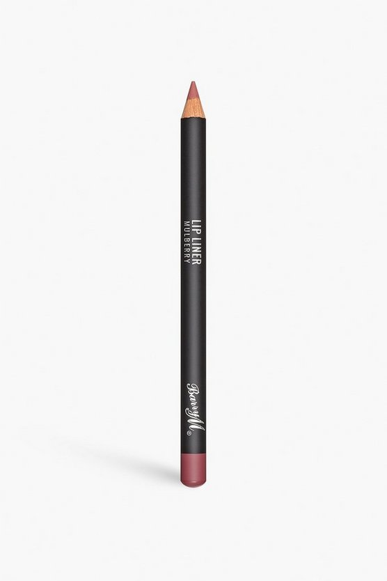 Womens Barry M Lip Liner - Mulberry - Violett - One Size