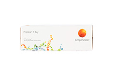 Proclear 1 day 1x30 Tageslinsen
