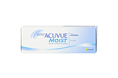 1-DAY ACUVUE MOIST 1x30 Tageslinsen