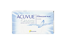 ACUVUE OASYS with HYDRACLEAR P 1x6 Wochenlinsen