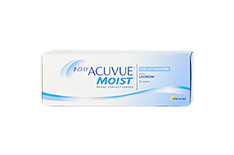 1-Day Acuvue Moist for Astigmatism 1x30 Tageslinsen