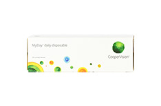 MyDay Daily Disposable 1x30 Tageslinsen