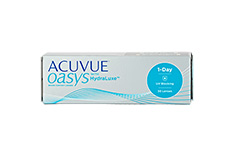 Acuvue Oasys 1-Day 1x30 Tageslinsen