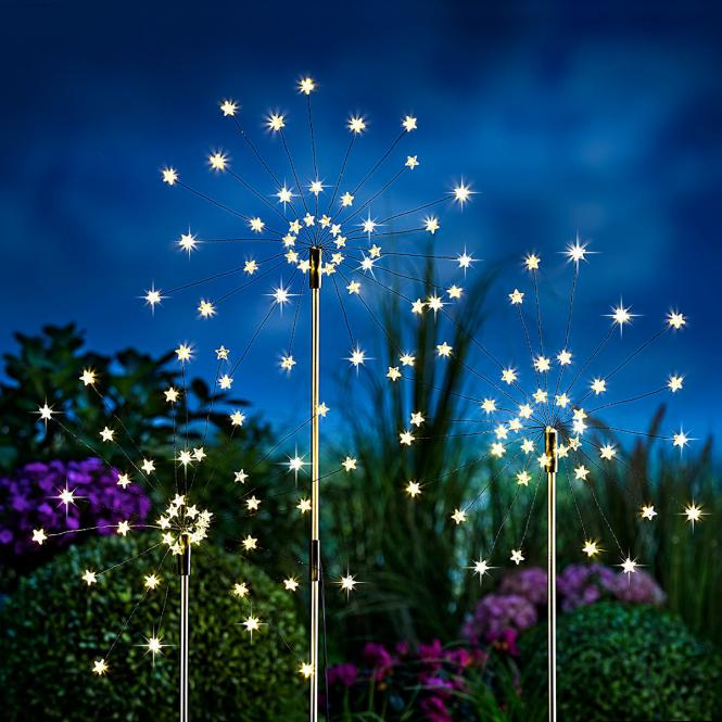LED-Gartenstecker