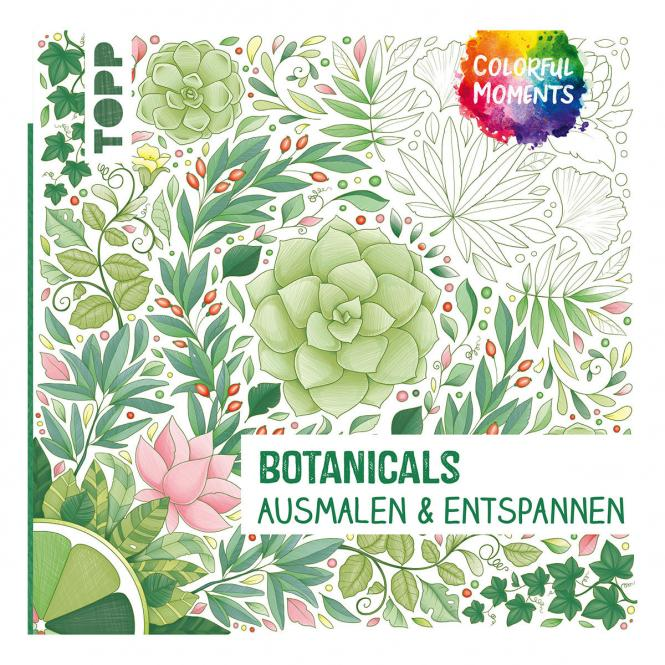 Colorful Moments - Botanicals