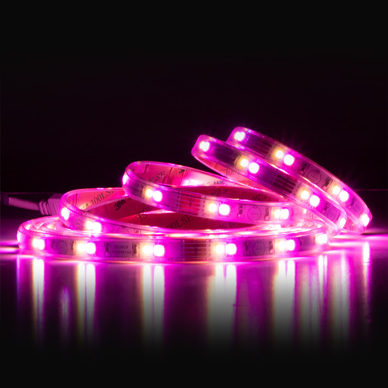 MÜLLER-LICHT tint Strip white+color RGBW LED Lichtband