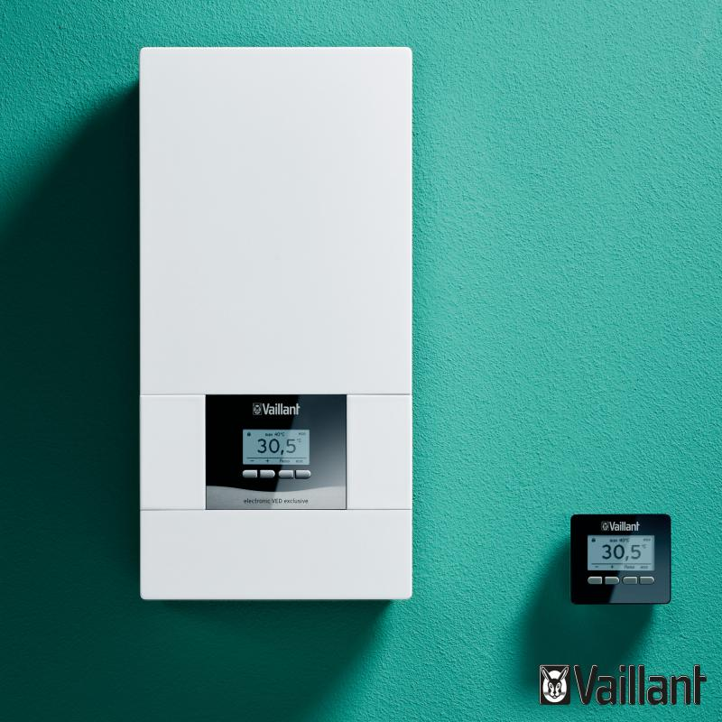 Vaillant electronicVED E exclusive Durchlauferhitzer