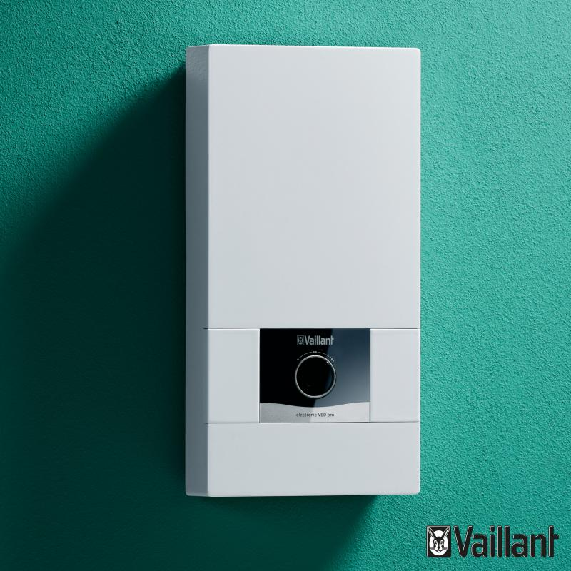Vaillant electronicVED E pro Durchlauferhitzer