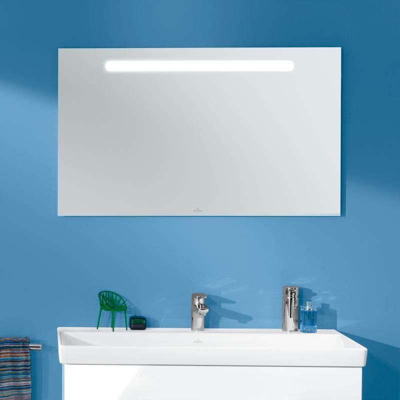 Villeroy & Boch More To See One Spiegel B: 120 H: 60 T: 3 cm mit LED-Beleuchtung A430A300