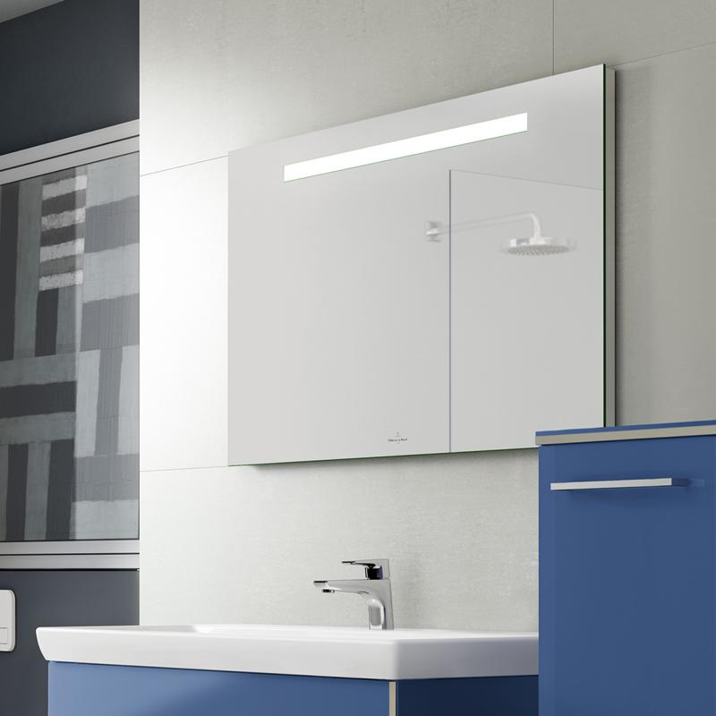 Villeroy & Boch More To See One Spiegel B: 130 H: 60 T: 3 cm mit LED-Beleuchtung A430A200