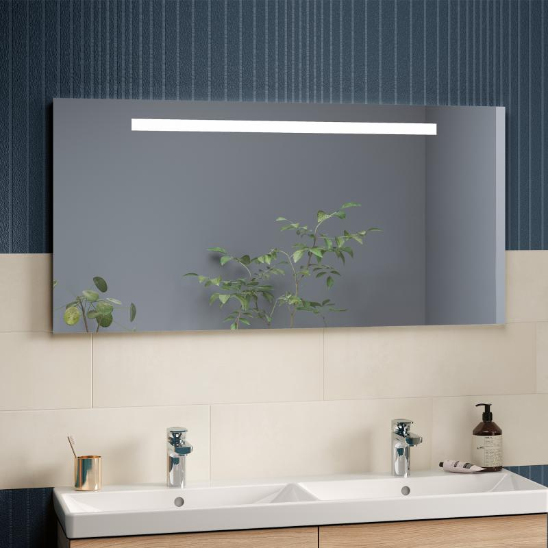 Villeroy & Boch More To See One Spiegel B: 140 H: 60 T: 3 cm mit LED-Beleuchtung A430A100